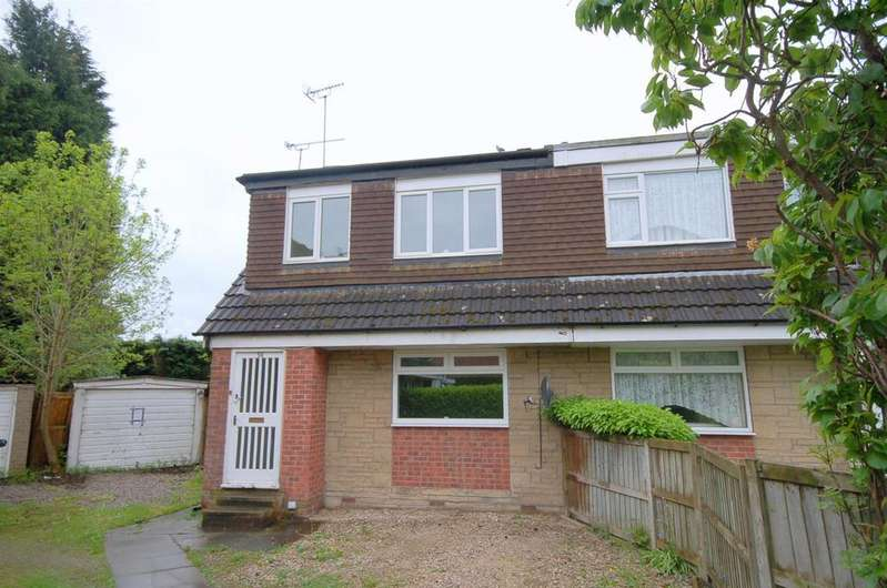 3 Bedrooms Semi Detached House for sale in Gowy Close, Alsager