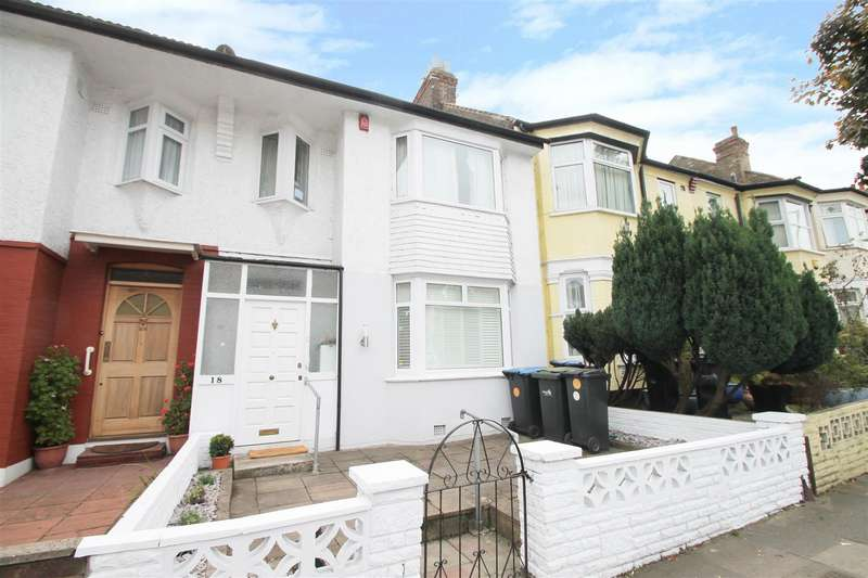 3 Bedrooms House for sale in Hedge Lane, Palmers Green, London N13