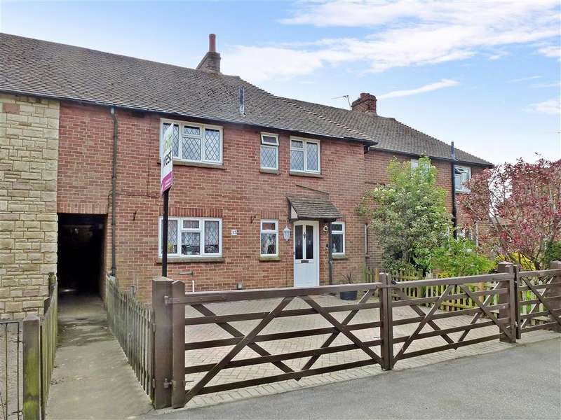 3 Bedrooms Terraced House for sale in Aldervale Cottages, Crowborough, East Sussex