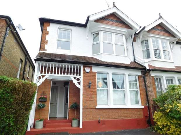 2 Bedrooms Flat for sale in Homersham Road, Kingston Upon Thames