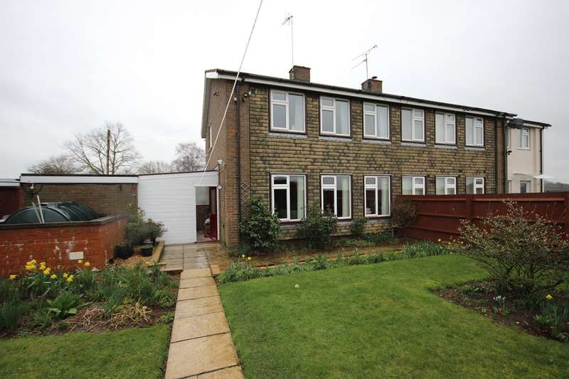 3 Bedrooms Semi Detached House for sale in New Road, Maulden, Bedford, MK45