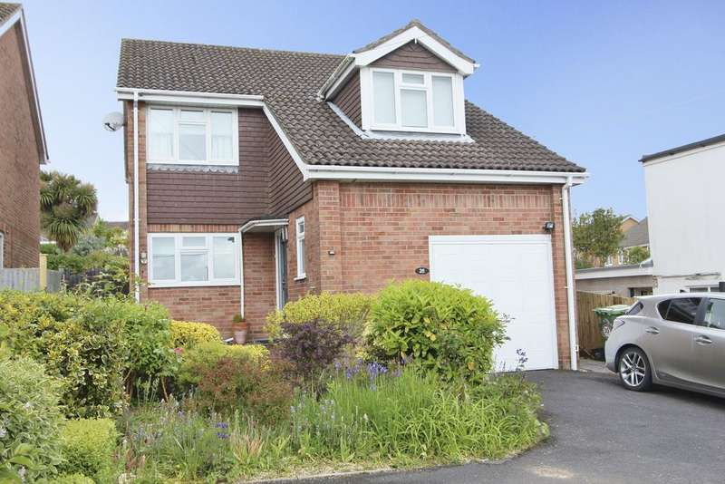 4 Bedrooms Detached House for sale in Bursledon Road, Hedge End SO30