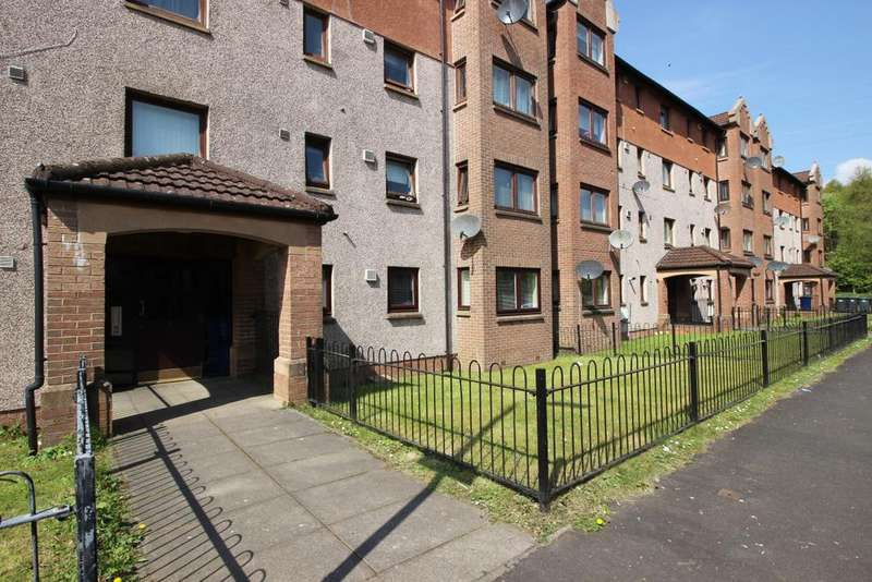 2 Bedrooms Flat for sale in 1B Burnbrae Street, Faifley, G81 5BY