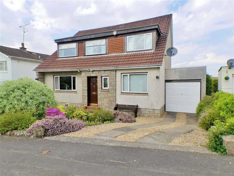 4 Bedrooms Detached House for sale in Castle Gate , Newton Mearns, GLASGOW