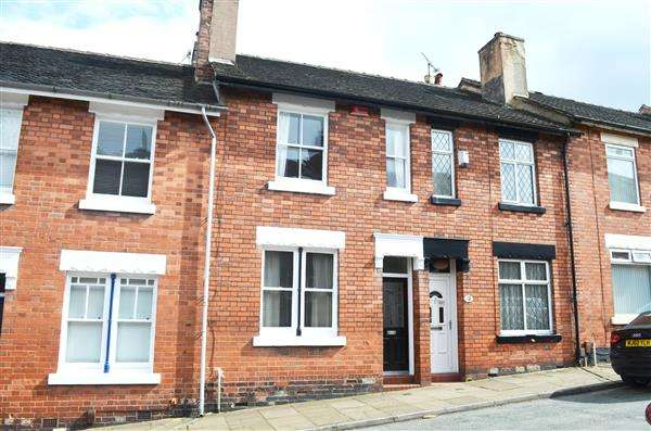 3 Bedrooms Terraced House for sale in Gerrard Street, Hartshill, Stoke-On-Trent