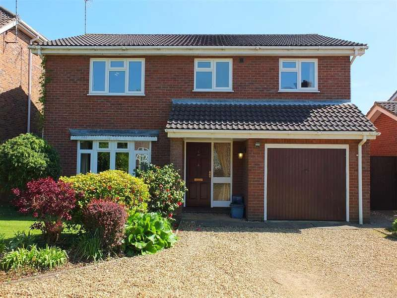 4 Bedrooms House for sale in Mariette Way, Spalding