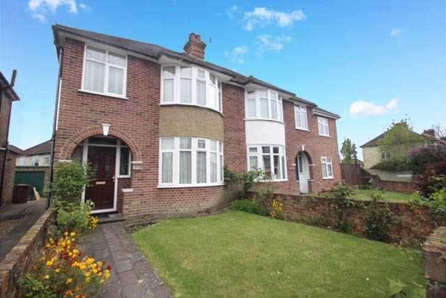 3 Bedrooms Semi Detached House for sale in Brunswick Road, Ipswich