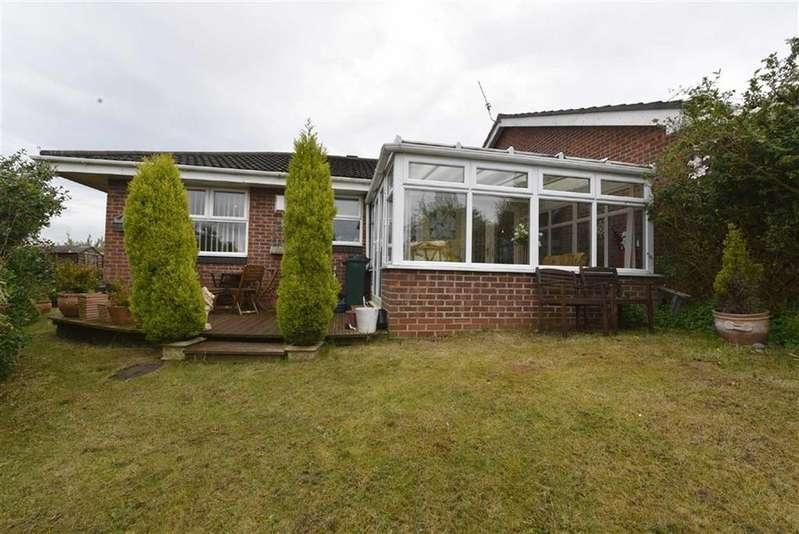 2 Bedrooms Terraced Bungalow for sale in Heworth