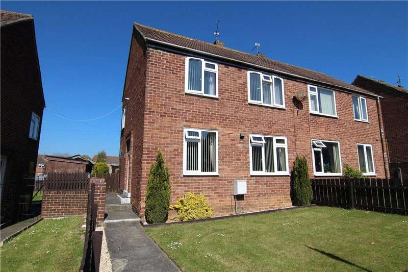 2 Bedrooms Semi Detached House for sale in Oak Lea, Witton Gilbert, DH7