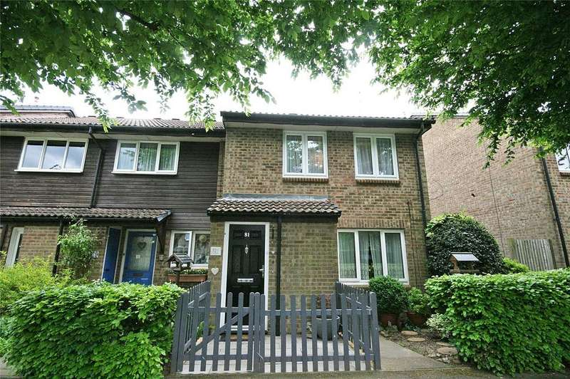 1 Bedroom Flat for sale in Forresters Drive, Welwyn Garden City, Hertfordshire