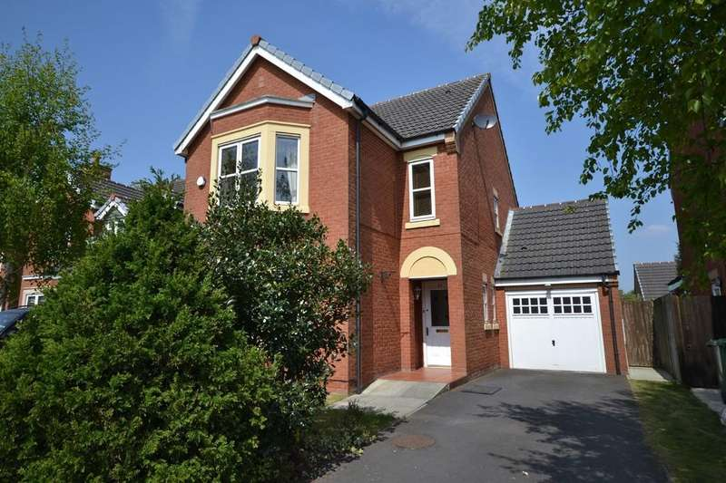 4 Bedrooms Detached House for sale in Celandine Way, New Bold, St. Helens