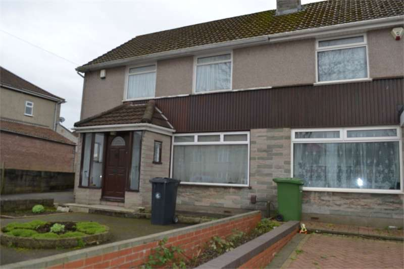 3 Bedrooms Detached House for sale in Gordon Avenue, Whitehall, BRISTOL