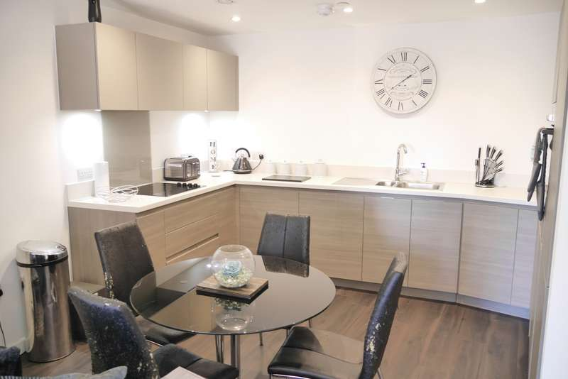 2 Bedrooms Apartment Flat for sale in Centenary Plaza, Woolston
