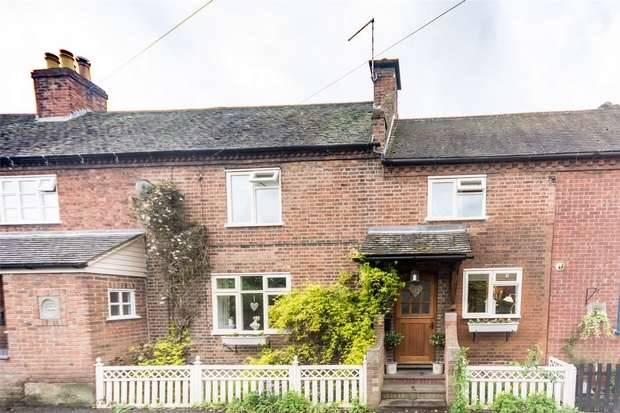 2 Bedrooms Cottage House for sale in Mill End Lane, Alrewas, Burton-on-Trent, Staffordshire