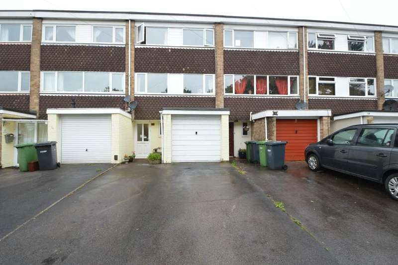 4 Bedrooms Terraced House for sale in Chandler's Ford