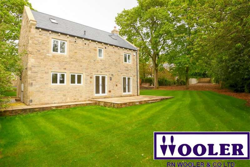 5 Bedrooms Detached House for sale in Plot 9 High Castle, The Bailey, Skipton