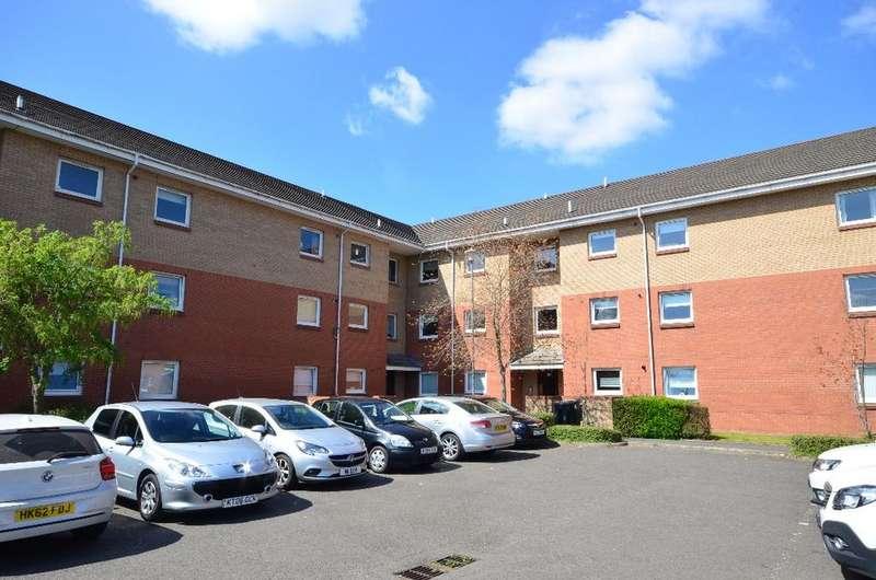 2 Bedrooms Flat for sale in McCourt Gardens, Bellshill, North Lanarkshire, ML4 1QB