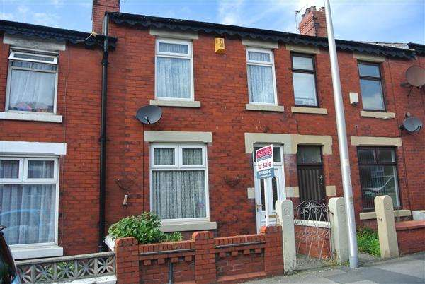 3 Bedrooms Terraced House for sale in Cunliffe Road, Blackpool