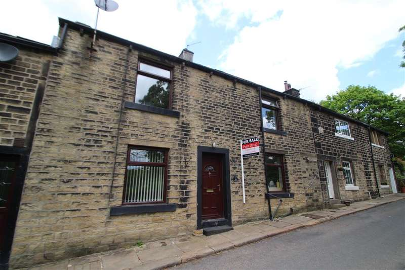 3 Bedrooms Terraced House for sale in Lower Mill Bank Road, Sowerby Bridge