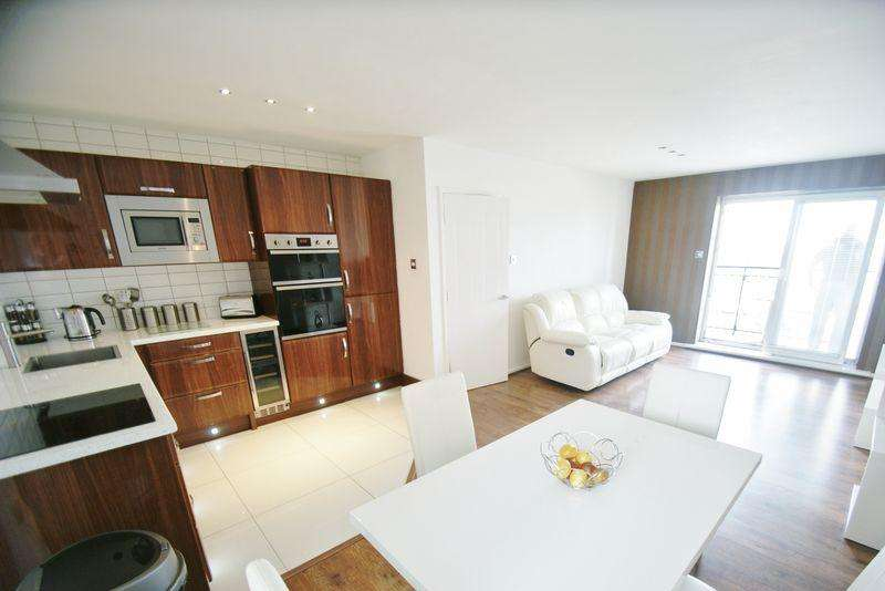 2 Bedrooms Apartment Flat for sale in Waterloo Road, Liverpool