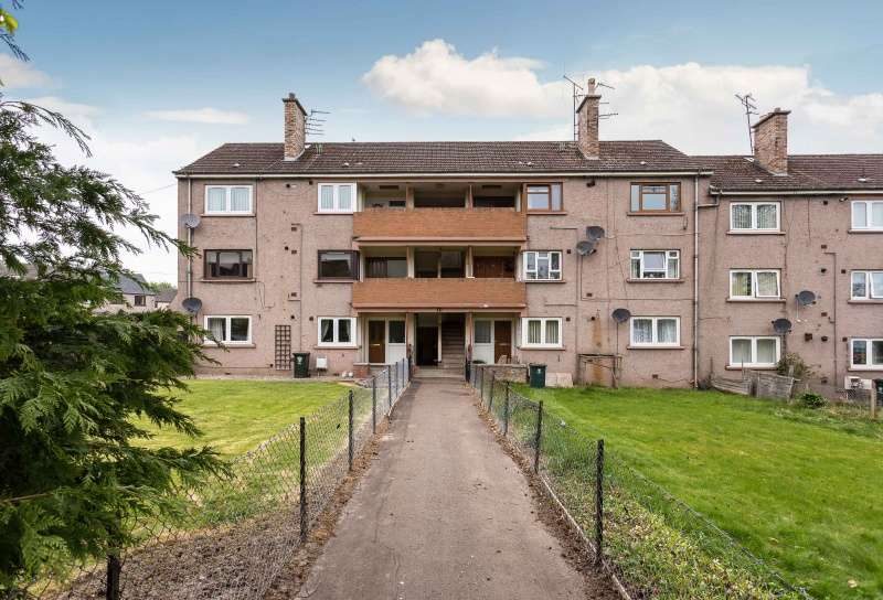 2 Bedrooms Flat for sale in Logie Crescent, Perth, PH1 2EP