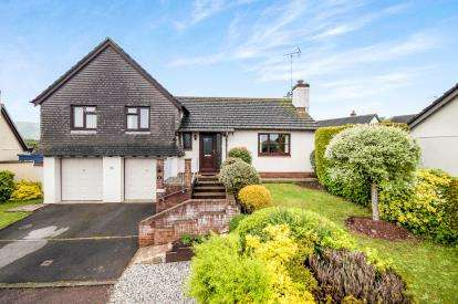 3 Bedrooms Bungalow for sale in Ogwell, Newton Abbot, Devon