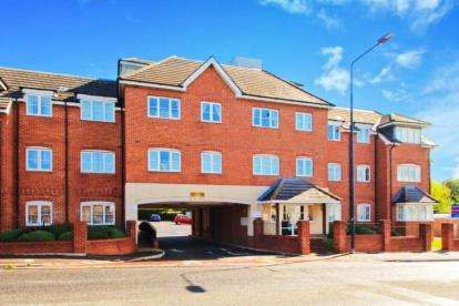 2 Bedrooms Flat for sale in Chilton Place, Park Street, Aylesbury