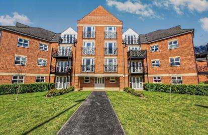 2 Bedrooms Flat for sale in Palgrave Road, Bedford, Bedfordshire