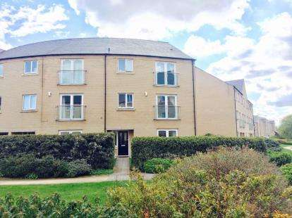 4 Bedrooms Terraced House for sale in Skipper Way, Little Paxton, St. Neots, Cambridgeshire