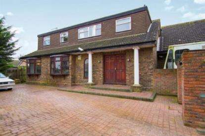 5 Bedrooms Detached House for sale in Icknield Way, Luton, Bedfordshire