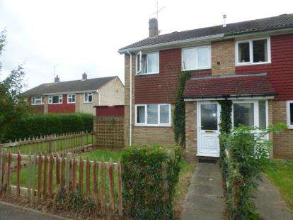 3 Bedrooms End Of Terrace House for sale in Calder Vale, Bletchley, Milton Keynes