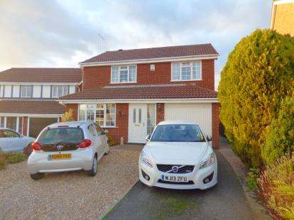 4 Bedrooms Detached House for sale in Wensleydale, Northampton, Northamptonshire