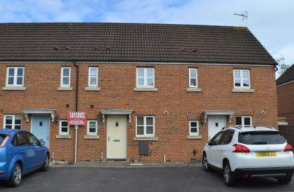 2 Bedrooms Terraced House for sale in Lyneham Drive, Kingsway, Gloucester, Gloucestershire