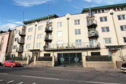 2 Bedrooms Flat for sale in Capital Edge, 100 Hotwell Road, Bristol