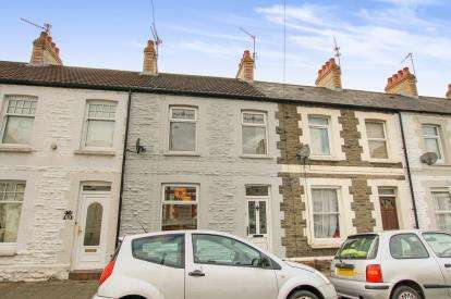 3 Bedrooms Terraced House for sale in Blanche Street, Cardiff, Caerdydd