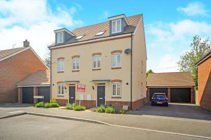 3 Bedrooms Semi Detached House for sale in Culverhouse Road, Swindon, Wiltshire