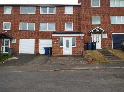 3 Bedrooms Terraced House for sale in Dexter Close, Banbury, Oxfordshire