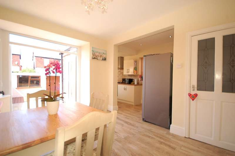 3 Bedrooms End Of Terrace House for sale in Rosemede Avenue, Blackpool