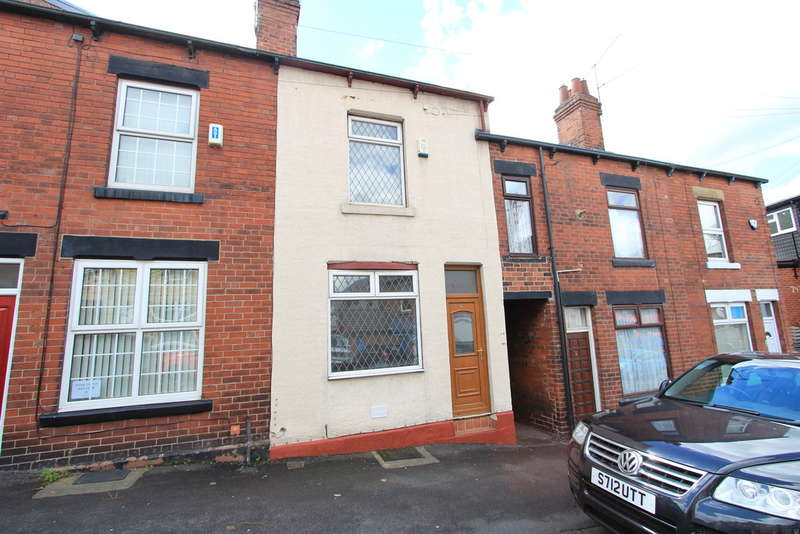 3 Bedrooms Terraced House for sale in Haughton Road, Woodseats