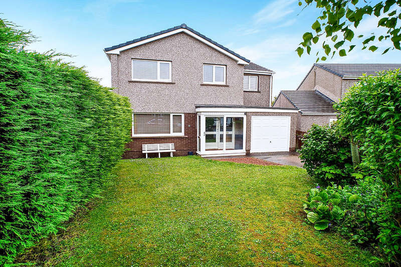 4 Bedrooms Detached House for sale in Bannatyne Drive, High Harrington, Workington, CA14