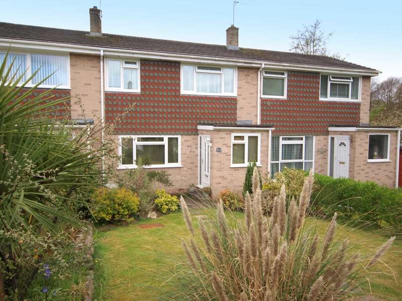 3 Bedrooms Terraced House for sale in Maybrook Drive, Saltash, PL12 4PX