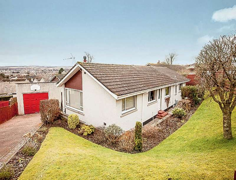 4 Bedrooms Detached Bungalow for sale in Kennedy Drive, Inverness, IV3