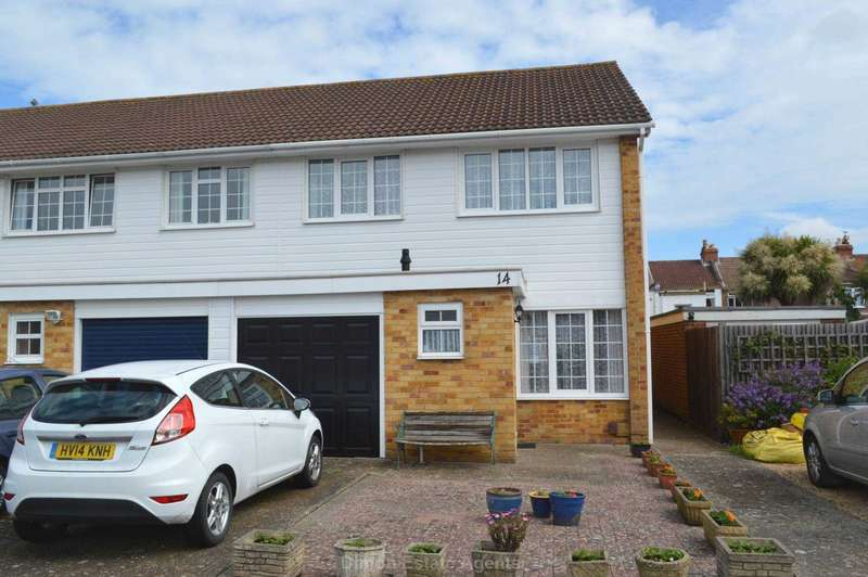 3 Bedrooms Semi Detached House for sale in Fairthorne Gardens