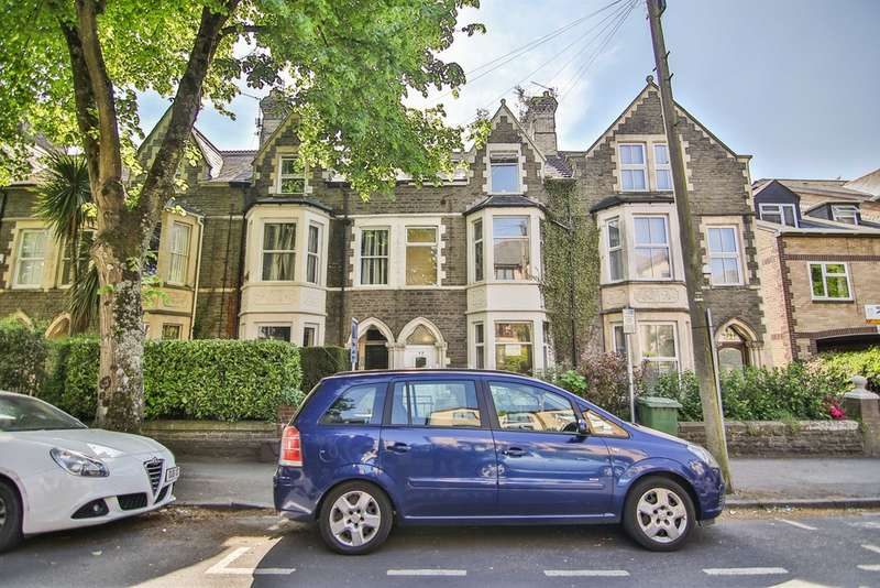 3 Bedrooms Terraced House for sale in Conway Road, Pontcanna, Cardiff