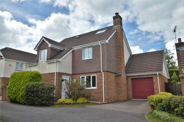 3 Bedrooms Detached House for sale in Moorcroft Close, Okehampton