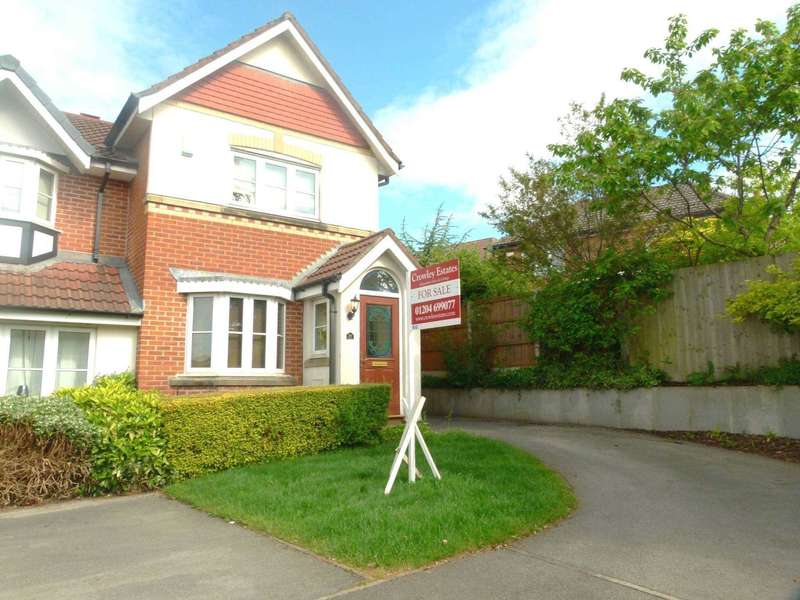 2 Bedrooms Semi Detached House for sale in Springburn Close, The Meadows