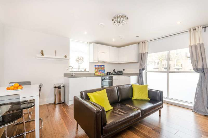 1 Bedroom Flat for sale in New Park Road, Brixton Hill, SW2