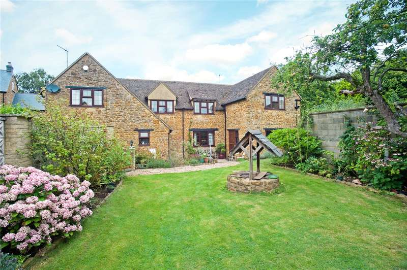 4 Bedrooms Detached House for sale in Salmons Lane, Middleton Cheney, Banbury, Northamptonshire, OX17
