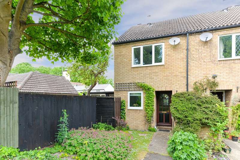 2 Bedrooms End Of Terrace House for sale in Jacksons Way, Fowlmere, Royston, SG8