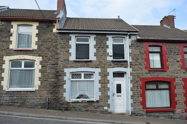3 Bedrooms Terraced House for sale in Tower Street, Treforest, Pontypridd, CF37